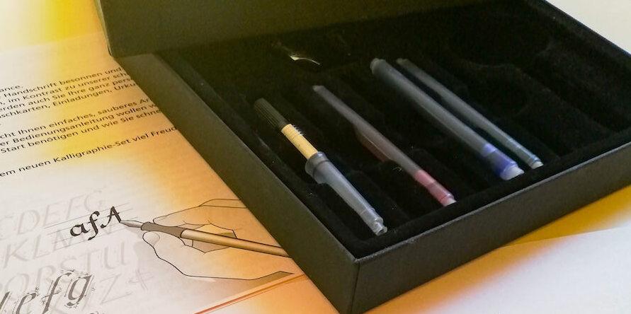 Schreibwerkzeug Kalligrafie